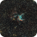 Thor's Helmet - NGC2359,                                Siegfried