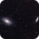 M81 and M82 - Bode's Galaxies,                                Ray Ellersick