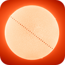 ISS Solar Transit - November 2nd from Chattanooga, Tennessee,                                Matt Harbison