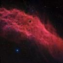 California Nebula Mosaic in HaRGB,                                Mark Holbrook