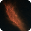 NGC-1499 The California Nebula (Starless),                                Earl Hebert