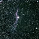 NGC 6960 , dentelle du cygne,                                martial_julian