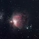 M42 - Orion nebula,                                Csiki