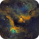 IC 1871 - Dense Clouds Inside the Soul Nebula in Cassiopeia,                                CrestwoodSky