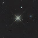 Mirach, NGC 404 - 5 minute integration,                                Jason R Wait