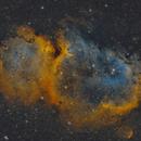 IC 1848 - Soul Nebula (Nebulosa Anima),                                Maurizio Salzillo