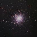 M13 Hercules Globular Star  Cluster,                                Aybars & Ahmet Kuzu