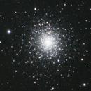 M92 Globular Cluster,                                Mahmange