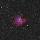 Pacman Nebula,                                doug0013