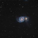 M51 - Whirlpool Galaxy,                                Michael_Fleischer