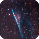 Pencil Nebula - now with loads more data!,                                Scotty Bishop