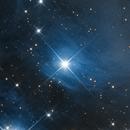 NGC 1435 - The Merope Nebula,                                Evelyn Decker