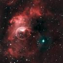 NGC 7635 Bubble Nebula #5 - HOO,                                Molly Wakeling