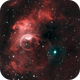 NGC 7635 Bubble Nebula #5 - HOO,                                  Molly Wakeling