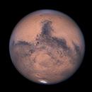 "Mars, 22.5"" on October 9, 2020,                                Damien Cannane"