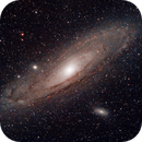M31 - Andromeda Galaxy,                                Thierry Hergault