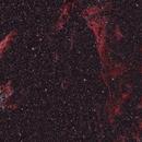 Veil Nebula complex,                                Stellario