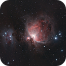 M42- Orion Nebula,                                Jason