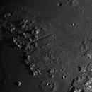 Moon 2020-10-24. Vallis Alpes, Aristoteles & Eudoxus,                                Pedro Garcia