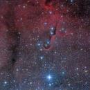 Elephant's trunk nebula - VdB142 in IC1396,                                Thorsten - DJ6ET