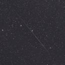 Lyrid meteor and The Plough,                                Dan Gallo