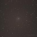 First capture of M101 - Pinwheel Galaxy,                                isherwoodc