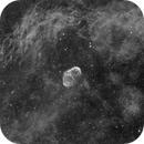 NGC 6888,                                Greg Rodriguez