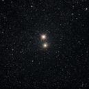 Globular Cluster NGC6441 & G Scorpii star (Fuyue),                                Marcelo Alves