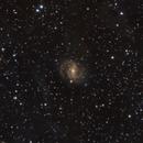 NGC 6951 Barred Seyfert galaxy in Cepheus,                                Riedl Rudolf