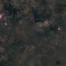 Sagittarius wide field,                                Robert Huerbsch