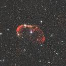 Crescent Nebula,                                Ross Lloyd