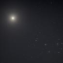 Venus near M 45,                                alphaastro (Rüdiger)