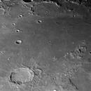 Moon - Aristoteles, Baily, Hercules region,                                Richard Kelley