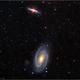M81 and M82 (Bode's Galaxy & Cigar Galaxy),                                Randal Healey