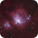 M42 HaRGB Wide Angle,                                mikefulb