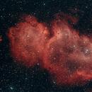 """Soul Nebula"" (IC 1848) - der Seelenebel,                                Peter Schmitz"