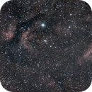 ic1318 of 16.06.13 with a modded 1100d, a Canon 70-200 F4 at 200, and the Nano Tracker - 96 90 secs exposures,                                Stefano Ciapetti