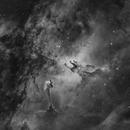 M16, The Eagle Nebula, The Pillars of Creation.,                                Wissam Ayoub