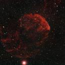 IC443 in dual narrowband,                                Janos Barabas