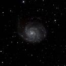 M101 Pinwheel Galaxy,                                Michael Bate