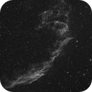 NGC 6992 in Ha (Mono Cooled DSLR),                                Luis Campos