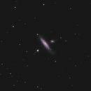 NGC 5297 and NGC 5296,                                Tim