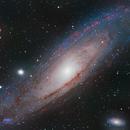 Andromeda,                                lucionegrini
