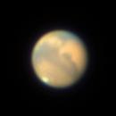 Mars Timelapse 3h,                                Michael Dütting