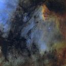 Pelican Nebula,                                Marian