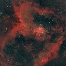 IC1805 (The Heart Nebula),                                rupeshvarghese