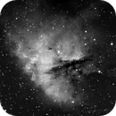 NGC 281 - Pacman Nebula,                                PGU (Giuliano Pinazzi)