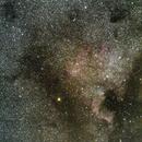 NGC7000 (C20) in Cygnus,                                Harold Freckhaus