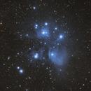 M45 Pleiades,                                Boo Kuu
