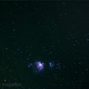 M42 traitement courbes,                                magellan_